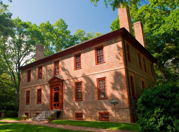 Wilton House Museum: A Virginian Story